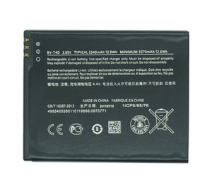 1x 3340mAh / 12.9Wh BV-T4D / BVT4D / BV T4D Batería de repuesto para teléfono para Microsoft Nokia Lumia 950 XL 940 XL RM-1118