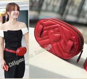 Бесплатная доставка горячая распродажа из натуральной телячьей кожи поясная сумка 476434Top дизайн качества женская сумка с датой код