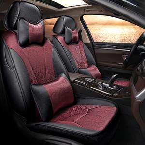 Amortiguador personalizado del asiento de carro de la cubierta de asiento de carro para los accesorios del coche de Porsche Cayman Cayenne Macan Panamera Boxster
