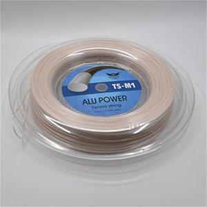 Großhandel Alu Power 1.25mm Best-Preis-Qualitäts-String Tennis Promotion Professionelle Tennissaite 200m Rolle