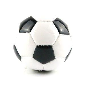 뜨거운 판매 클래식 블랙 화이트 표준 축구 공 크기 2 교육 Voetbal Bal 독일 스페인 축구 프랑스 2018 Futbol