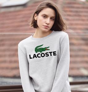 Vintage femmes pull manches longues printemps hiver femmes luxe sweat à capuche marque designer hommes chemises