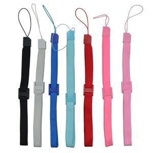 Justierbares Handhandgelenk-Bügel-Abzugsleinen-Seil für Wii-Fernbedienung PS3 verschieben Bewegungs-Navigations-Prüfer / Telefon / PSV / 3DS DHL EMS GEBEN VERSCHIFFEN frei
