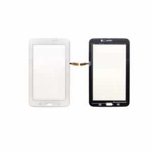 50pcs / lot tela de alta qualidade de toque de vidro Painel digitador Replacment Parts para Samsung Galaxy Tab 3 Lite 7.0 T111 T113 T110