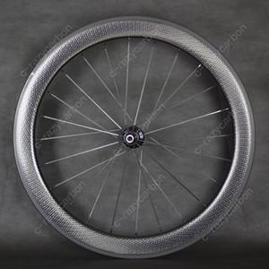 شحن مجاني! البازلت الفرامل عجلات الكربون الدمل 50 ملليمتر u شكل الفاصلة الطريق دراجة الكربون 700c