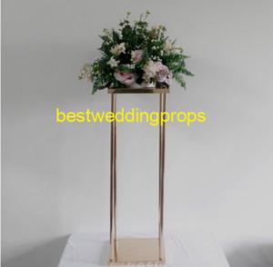 Toque Flores Best0310 boda Decoración Floreros Nueva falso estilo artificiales centros de mesa para Arreglos Centro de mesa en Flower Flower Decorati Nkfl
