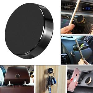 Sostenedor universal del teléfono del coche Soporte magnético del teléfono móvil Soporte Socket de la etiqueta engomada de la pared para Xiaomi Redmi 4X iPhone X 7 8 Todo el teléfono