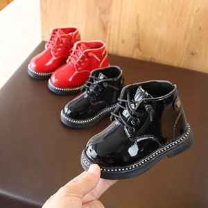 Baby Children Shoes Warm Baby Boys Girls Boots Waterproof Martin Boots Kids Snow Boots Casual Snow Shoes Fashion Sneaker