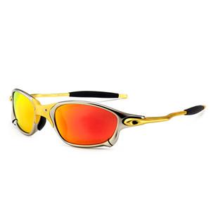 MTB Deporte Al Aire Libre Marco de Aleación Polarizado Ciclismo Gafas UV400 Montar Gafas Gafas de Sol de Bicicleta Gafas de gafas Gafas oculos D4-5