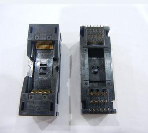 Wells-CTI IC Testi Soket 648-0322211-A01 TSOP32P 0.5mm Pitch Canlı hata Soket