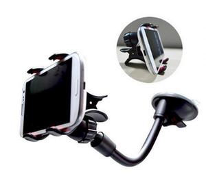 Support de voiture de téléphone mobile pour support de voiture collant pour I6 Suck Holder pour support en verre de support en verre pour Iphone 6 5s pour Samsung GPS 200