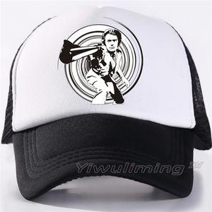Uomo Donna New Summer Trucker Berretti clint eastwood Cool Summer Nero Adulto Fresco Baseball Mesh Net Trucker Berretti Hat for Men Adultbeyonce
