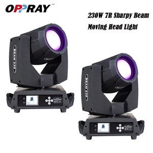 Buon prezzo Lotto Fascio 230 W YOND 7R moving head beam prisma doule 7R sharpy beam pro stage lighting 16 DMX canali bar illuminazione
