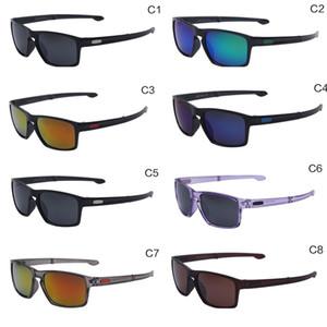 Brand New Sale Hommes Lunettes De Soleil Lunettes De Sport Lunettes Femmes Goggle Lunettes Vélo Sports En Plein Air Lunettes De Soleil 8 couleurs Livraison Gratuite