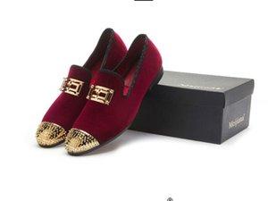 Meilleur Qualité Cuir Hommes Casual Chaussures De Luxe Designer Oxford extérieur Chaussures Casual 38-46 c49