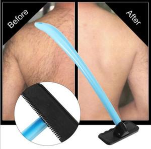 Back Shaver Manual Zurück Rasier-Werkzeug lang Griff Razor Hair Remover Alle Körperteile Hair Blade Remover-Rasierer