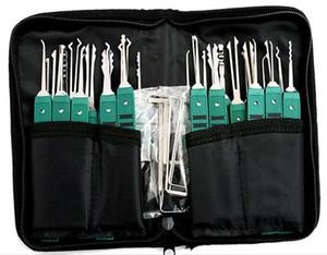 حار بيع عالية الجودة كلوم 32 قطعة قفل اللقطات أدوات الأقفال كسر الأدوات الرئيسية قفل اختيار مجموعة قفل اختيار الشحن مجانا