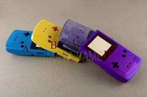 Substituição completa da tampa do caso de Shell da carcaça para o console da cor de GBC Gameboy