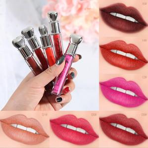 nouveau de Nu Sexy Rouge à lèvres Lip Matte Rouge à lèvres liquide Brillant à lèvres Rouge à lèvres imperméable Long Lasting Maquillage Maquillage