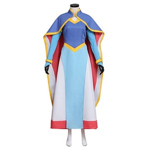 Voltron Efsanevi Defender Prenses Allura Cosplay Kostüm