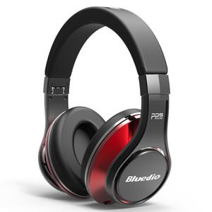 Bluedio U UFO Высококачественные запатентованные наушники Bluetooth 8 драйверов Hi-Fi Беспроводная гарнитура с поддержкой APTX и голосового управления