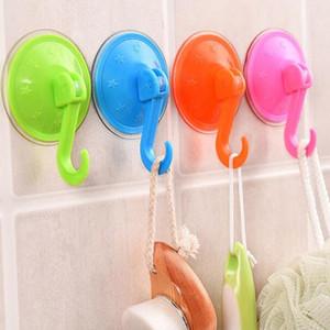 Nenhum Traço De Plástico Gancho Prático Resuable Cozinha Banheiro Pothook Poderoso Sucção Vácuo Ganchos Cup Venda Direta Da Fábrica 0 27LL BB