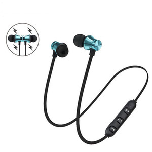 Wireless Bluetooth Headset Sport Running Stereo Bluetooth Headphone For iPhone X 8 7 Samsung S9 S8 Note 8 Smartphone In Ear Sweatproof