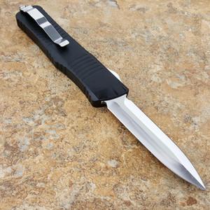 CNC высокое качество боевой ад собака классический автоматический нож танто лезвие высокое качество сильный жесткий лезвие гарантия качества кемпинг инструмент нож