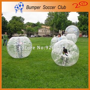 Ücretsiz Kargo 1.2M Şişme Balon Futbol Topu Açık Oyuncak İçin Çocuk Tampon Top Baloncuk Topu Zorb Balon Loopy Futbol