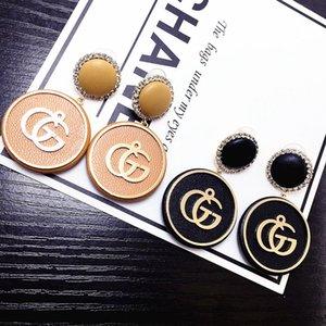 Jolies Femmes Dangles Cortical Boucles D'oreilles Design De Luxe Pour Dames Boucles D'oreilles Tout Neuf 3 Couleurs Comme Cadeaux