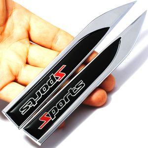 1PAIR металл + смола автомобиль хромированная эмблема значок наклейки наклейки автомобили наклейки на наклейки на наклейки для Kia K2 Rio Ceed Sportage Sorento Cerato