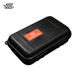 2018 Nouveau KZ écouteur cas pour KZ Hard Case Box Casque casque portable Boîte de rangement