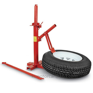 Simple Tire Changer Auto Wheel Disassembly Vacuum Tire Changing Machine Car Maintenance Tools