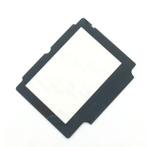 Стеклянный экран объектива ЖК-дисплей Экран Защитная панель объектива Крышка с клейкой лентой Запчасть для GBA SP DHL FEDEX EMS БЕСПЛАТНАЯ ДОСТАВКА