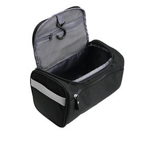 Pendurado Saco De Higiene De Viagem Organizador De Armazenamento De Banheiro Kit Dopp com Gancho para Acessórios de Viagem Higiene Pessoal Barbear Maquiagem