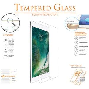 Premium TEMPERED GLASS Screen Protector Film for iPad 2 3 4 Air Mini 7.9 Pro 9.7 10.5 12.9