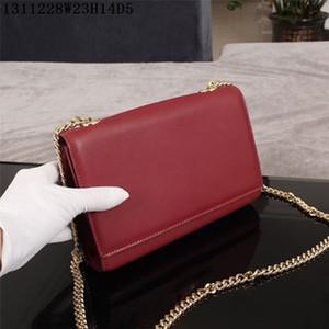 Bolsas de hombro de las mujeres de moda Cadena de bolsa de polvo de cadena larga y de alta calidad disponible Mujeres perfectas crossbody Bajo beneficio de precios de fábrica