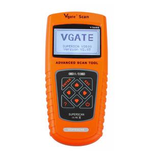 모든 OBDII OBD2 차량에 대한 VGATE SCAN VS600 EOBD OBD CAN 코드 스캐너 자동차 진단 도구