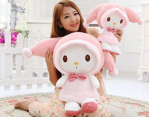 Nouvelle Édition Collectible Japon Japan Lucky Cat Maneki Neko Style My Melody Peluche Peluche Jouet Enfants Cadeaux de Noël