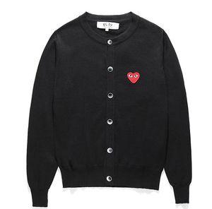 2019 das últimas mulheres tops e blusas japoneses jogar bordados suéter cardigan olhos pêssego suéter cardigan amor