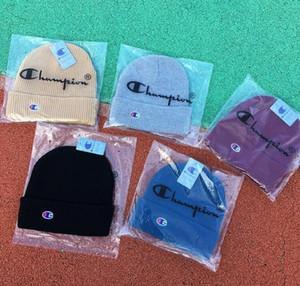 Wholesale-2018 Herbst Winter Hüte Für Frauen Männer Markendesigner Mode Mützen Skullies Chapeu Caps Baumwolle Gorros Toucas De Inverno Macka 13