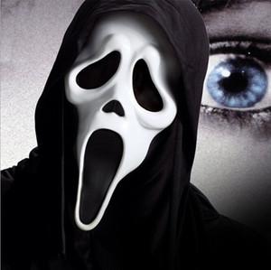 Costumi di Halloween Mens Donne Bambini Ghost Vampires Maschere Scheletro Streghe Maschere Spaventose Scream Accessori Costume Cosplay Spedizione Gratuita