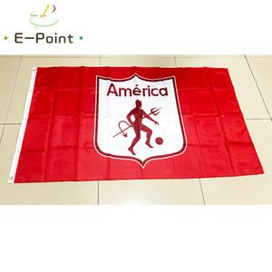 كولومبيا أمريكا دي كالي 3 * 5ft (90 سنتيمتر * 150 سنتيمتر) البوليستر العلم راية الديكور تحلق الرئيسية حديقة العلم هدايا الأعياد