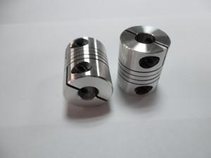 D19L25 Aluminium CNC Stepper Motor Flexible Shaft Coupling Aluminum Alloy Flexible Coupling Encoder Winding Smooth thread