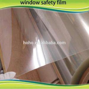 Rabatt 50x400 cm Dicke 2mil Sicherheit Sicherheit Klar Fenster Film Glas Schutz Anti Shatter Resist Verhindern Glas explosion