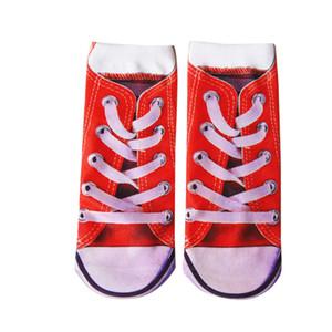 USPS calcetines chaussettes de compression pour hommes Chaussettes pour hommes Femmes 3D imprimées Funny Crazy Novelty Low Cut Ped Cute meias