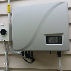 5 kW (5000 W) Solar Wechselrichter mit reinem Sinus, zwei MPPT, IP 65, 5 Jahre Garantie