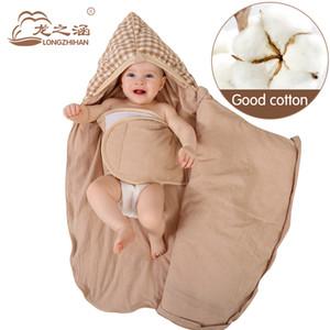 침낭 아기 따뜻한 겨울면 대형 아기 Slaapzak 봉투 신생아 유아 수면 자루 싸기 SwaddleMe