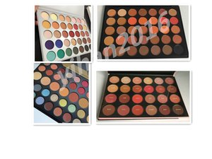 La più bella palette di ombretti Brand 4 edition dalla versione limitata Cosmetics Palette Eye Shadow spedizione veloce