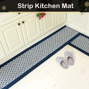 Infant Shining New kitchen Mat Strip Extended Household Mat Water And Oil Absorption Customized Cushion TPR Anti-skid Carpet